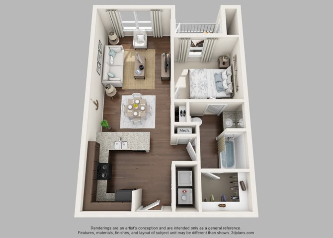 Floor Plans Of Esperanza At Palo Alto In San Antonio Tx