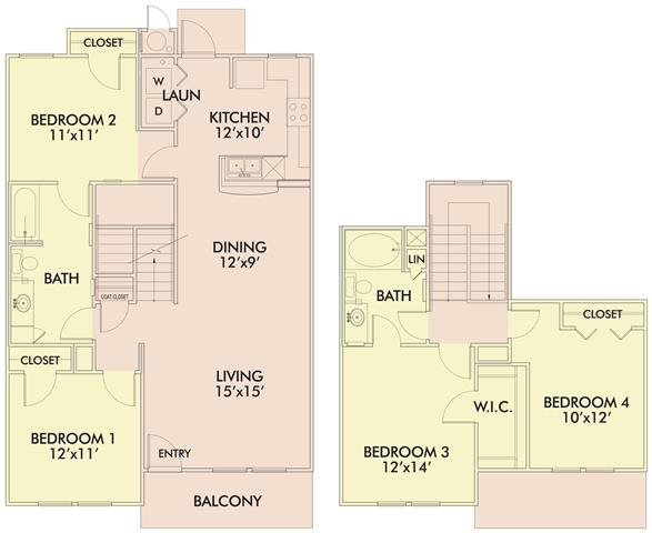 The Orchid Floor Plan 5
