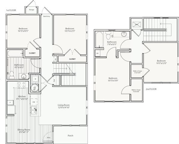 Floor Plans Of Sienna Pointe In San Marcos Tx