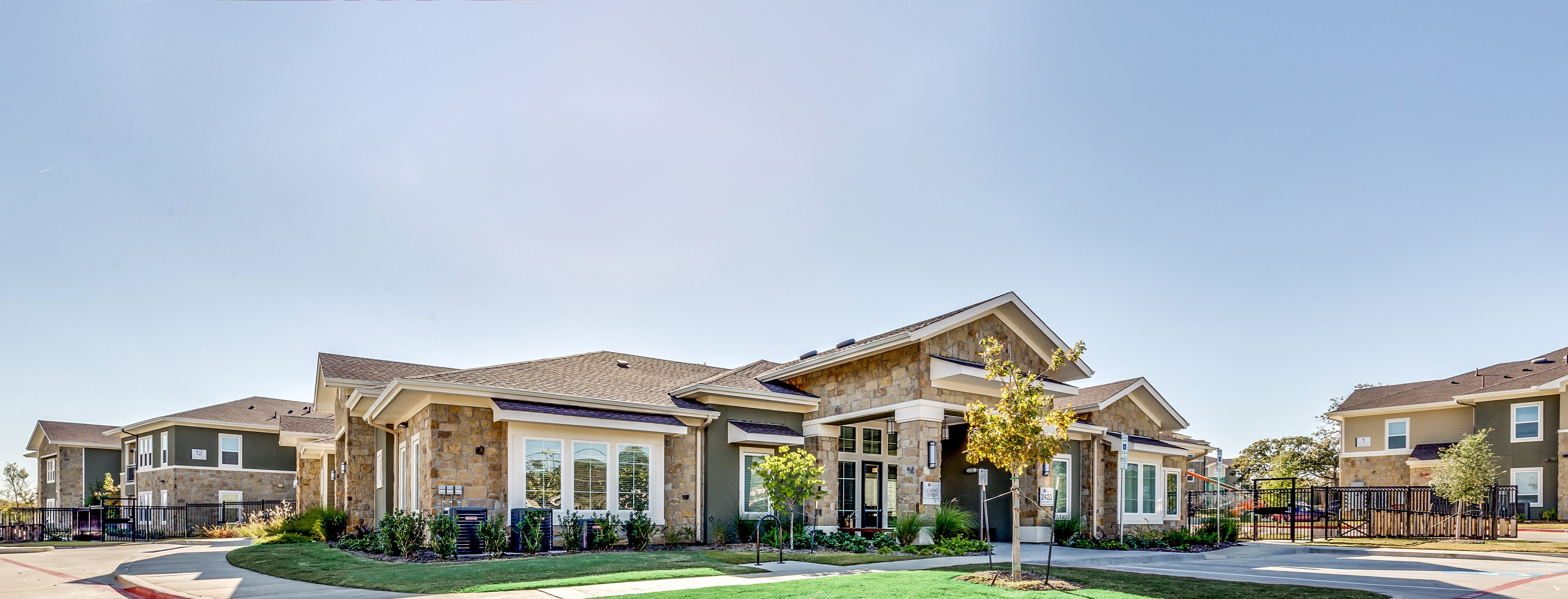 Resort Style Community with Thoughtful Amenities at The Veranda, Denton,Texas