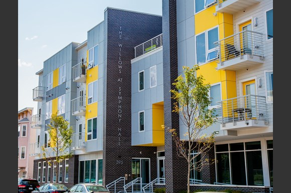 The Willows At Symphony Hall Apartments 395 Halsey St