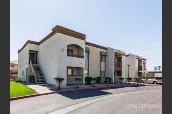 Madera Court  Apartments Phoenix Az