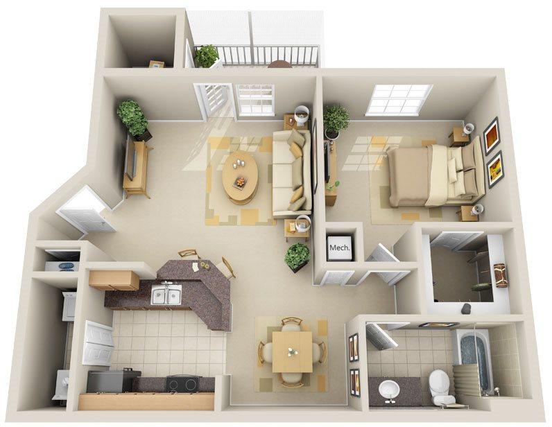 A5 - Bayside Key Floor Plan 5