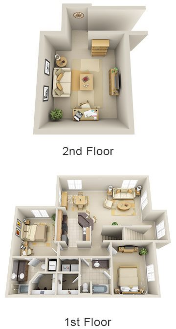 B4 - Duval Key Floor Plan 11