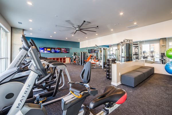 Fitness Center at The Congress