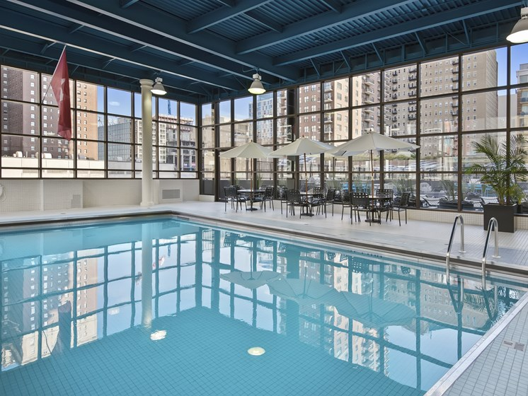 777 South State - Indoor Pool
