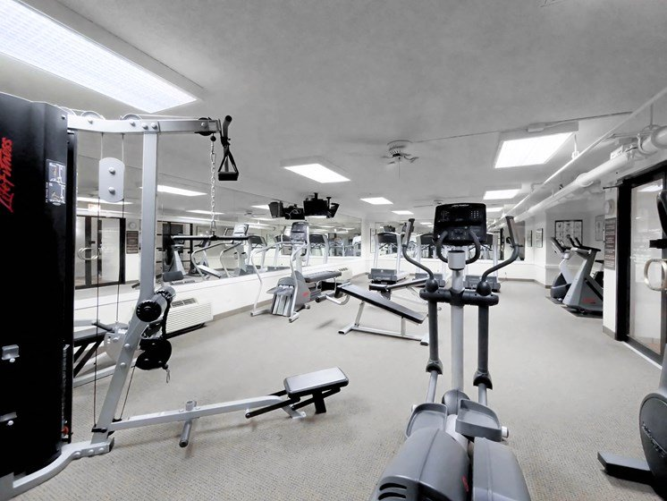 65 East Scott Fitness Center
