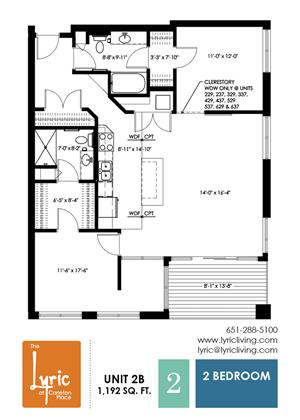 The Lyric at Carleton Place Apartments, 765 Hampden Avenue, St Paul ...