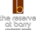 Reserve at Barry Logo
