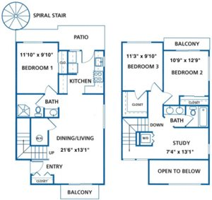 Apartments for rent in 95618