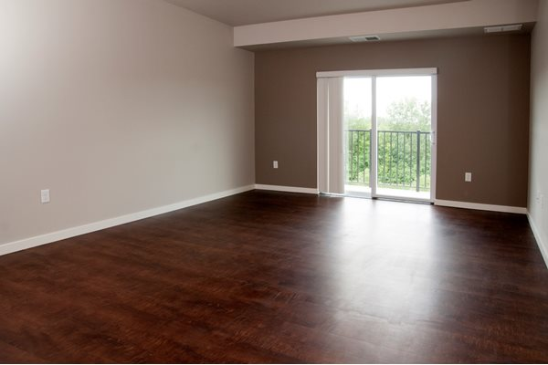 Plank Flooring at The Parkway Off Central, Blaine, MN 55434