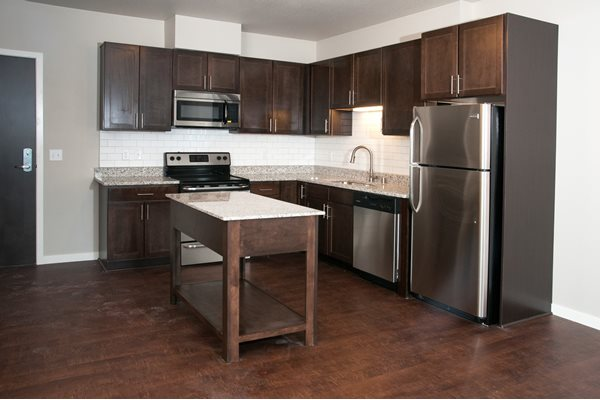 Moveable Kitchen Islands - Allow Maximum Flexibility at The Parkway Off Central, Blaine, MN