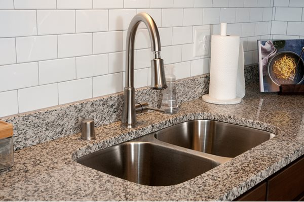 Granite Countertops at The Parkway Off Central, Blaine, 55434