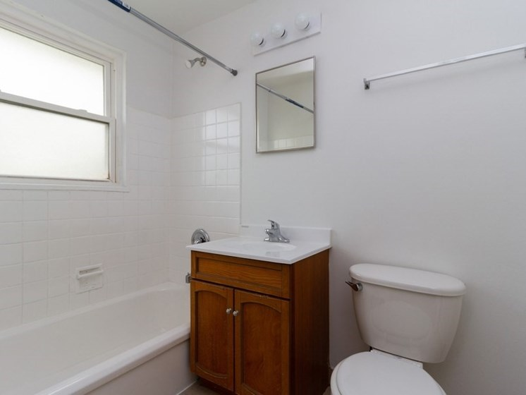 Bathroom Pangea Park Townhomes