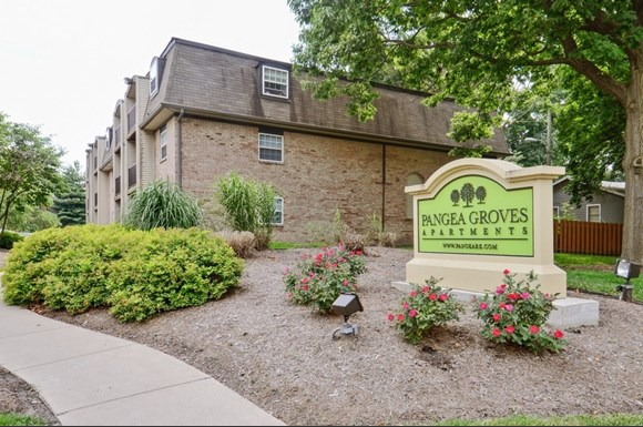 Pangea Groves Apartments For Rent In Indianapolis Exterior