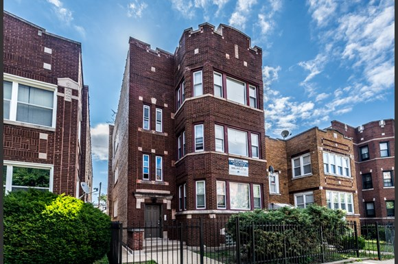 7949 S Paulina St Apartments Chicago Exterior