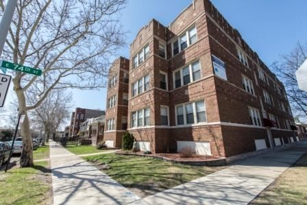 7400 S Yates Blvd Apartments Chicago Exterior