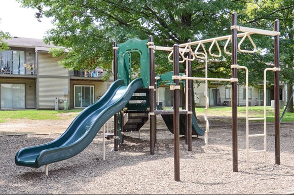 Pangea Hills Apartments Indianapolis Playground