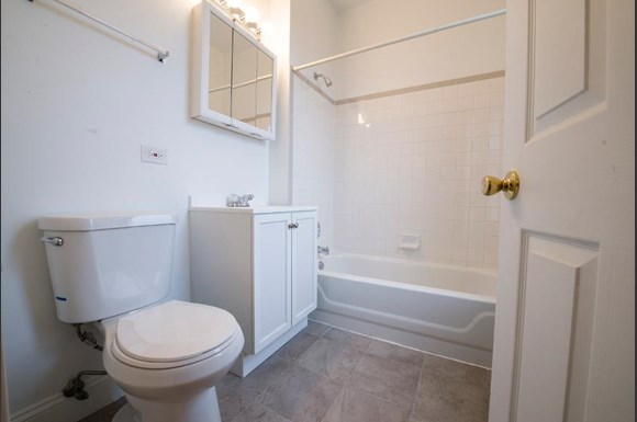5130 S Martin Luther King Dr Apartments Chicago Bathroom