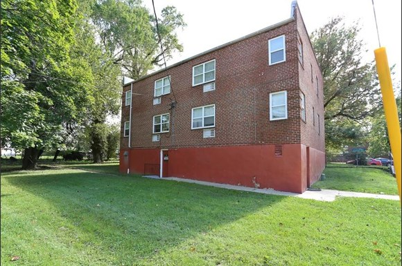 3909 Dolfield Ave Apartments Baltimore Exterior