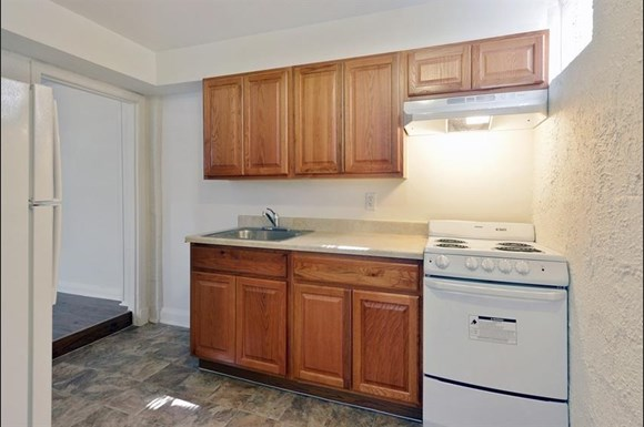 3909 Dolfield Ave Apartments Baltimore Kitchen