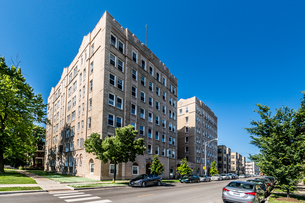 Washington Plaza Apartments