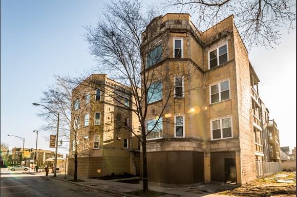 Pangea Austin Apartments Chicago Il