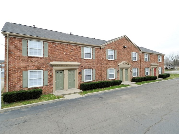 Pangea Prairies offers townhouse style units for rent in Indianapolis.