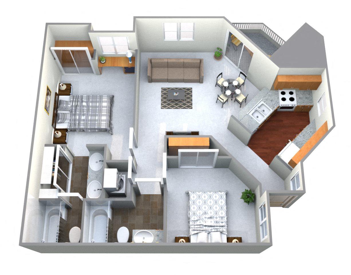 CHABOT Floor Plan 5