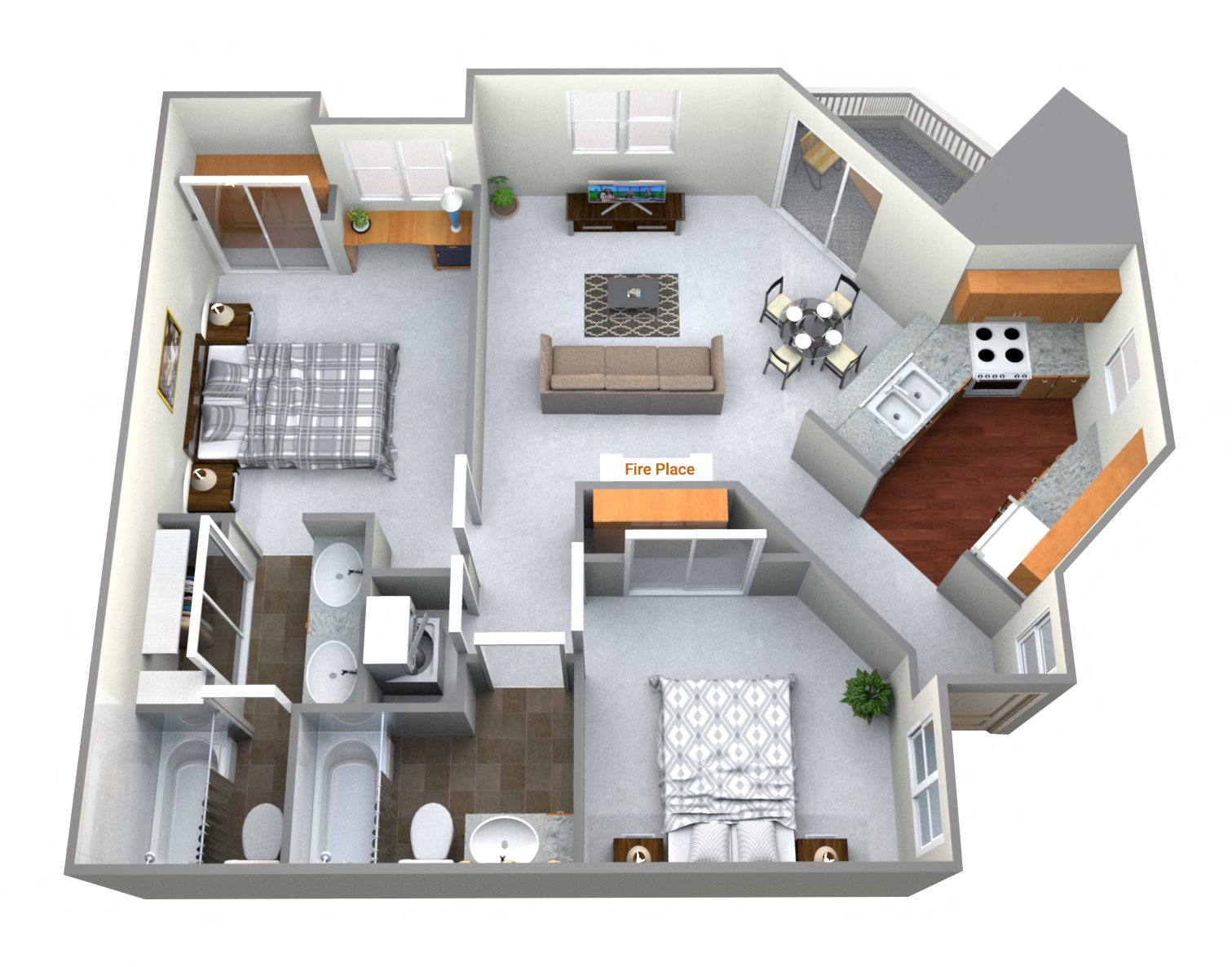 DIABLO Floor Plan 6