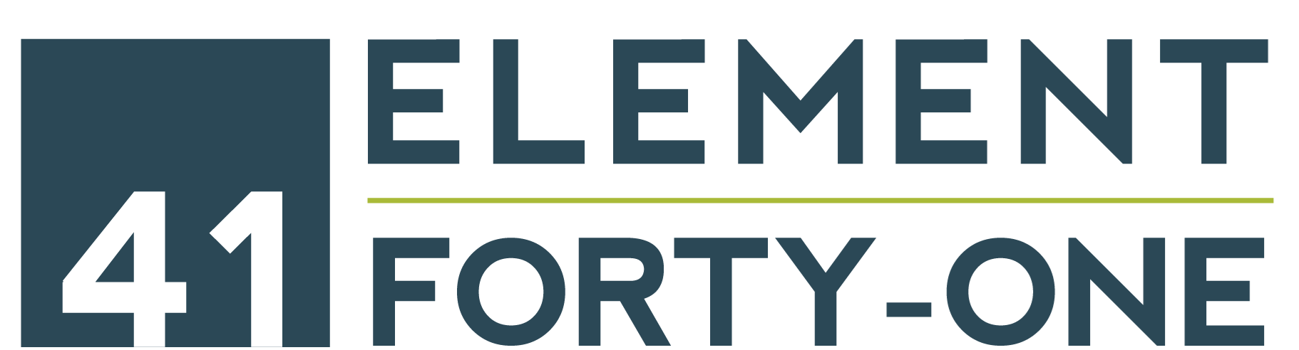 Element 41 Property Logo 52