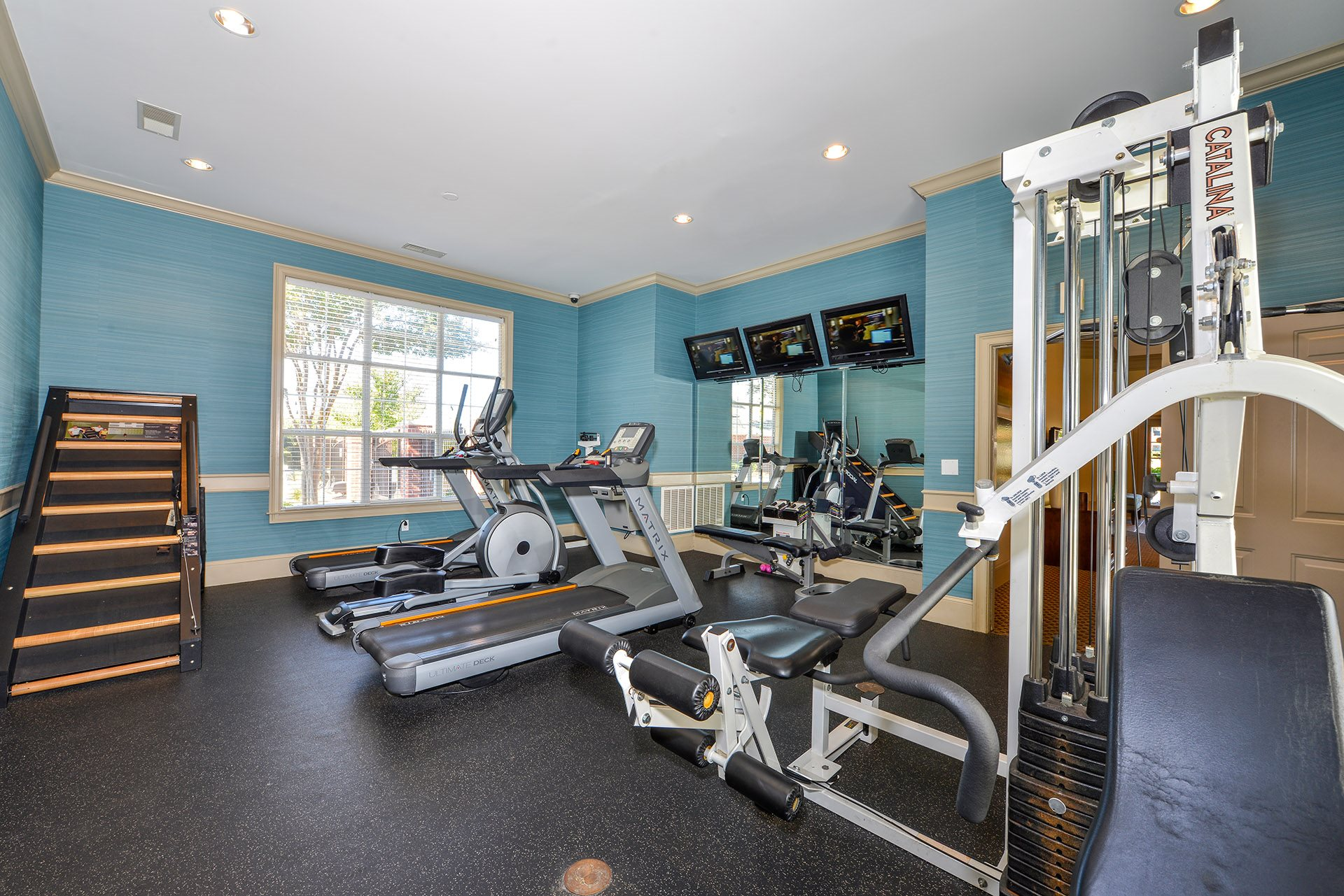 Vista Commons fitness center