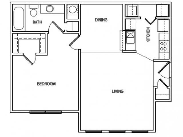 The Taylor luxury floorplan