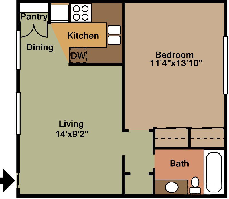 Cranbrook Floor Plan 3
