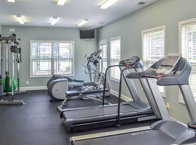 Fitness Center with Spa at Woodland Hills, 3471 North Druid Hills Road, GA 30033