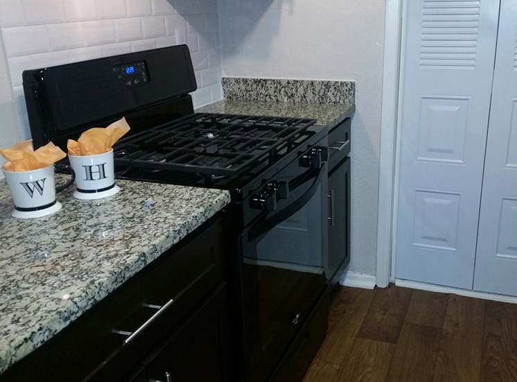 All Electric Kitchen at Woodland Hills, 3471 North Druid Hills Road, Decatur, GA 30033