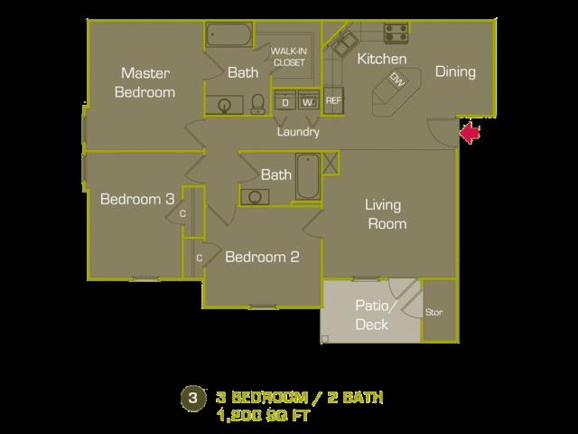 C Floor Plan 4
