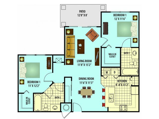 Morse Floor Plan 2