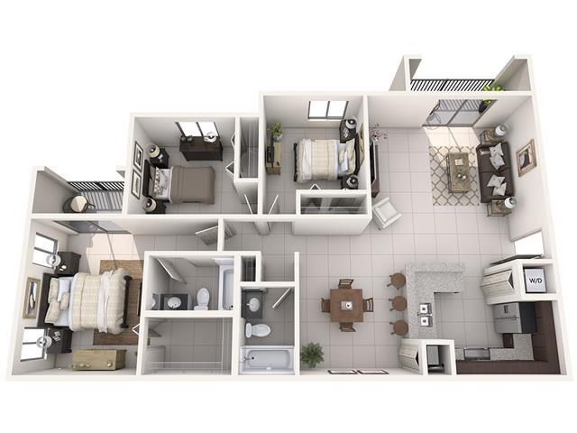 C Floor Plan 2
