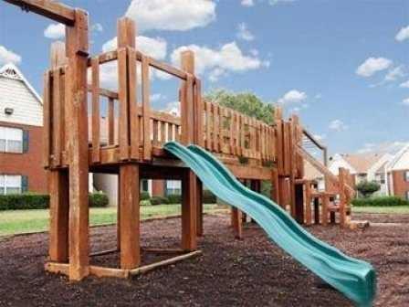 Deerfield Crossing playground.