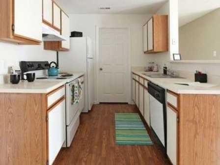 Deerfield Crossing kitchen.