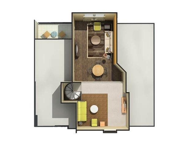 B2 Mez Floor Plan 6