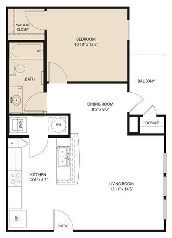 Salou Floor Plan 1