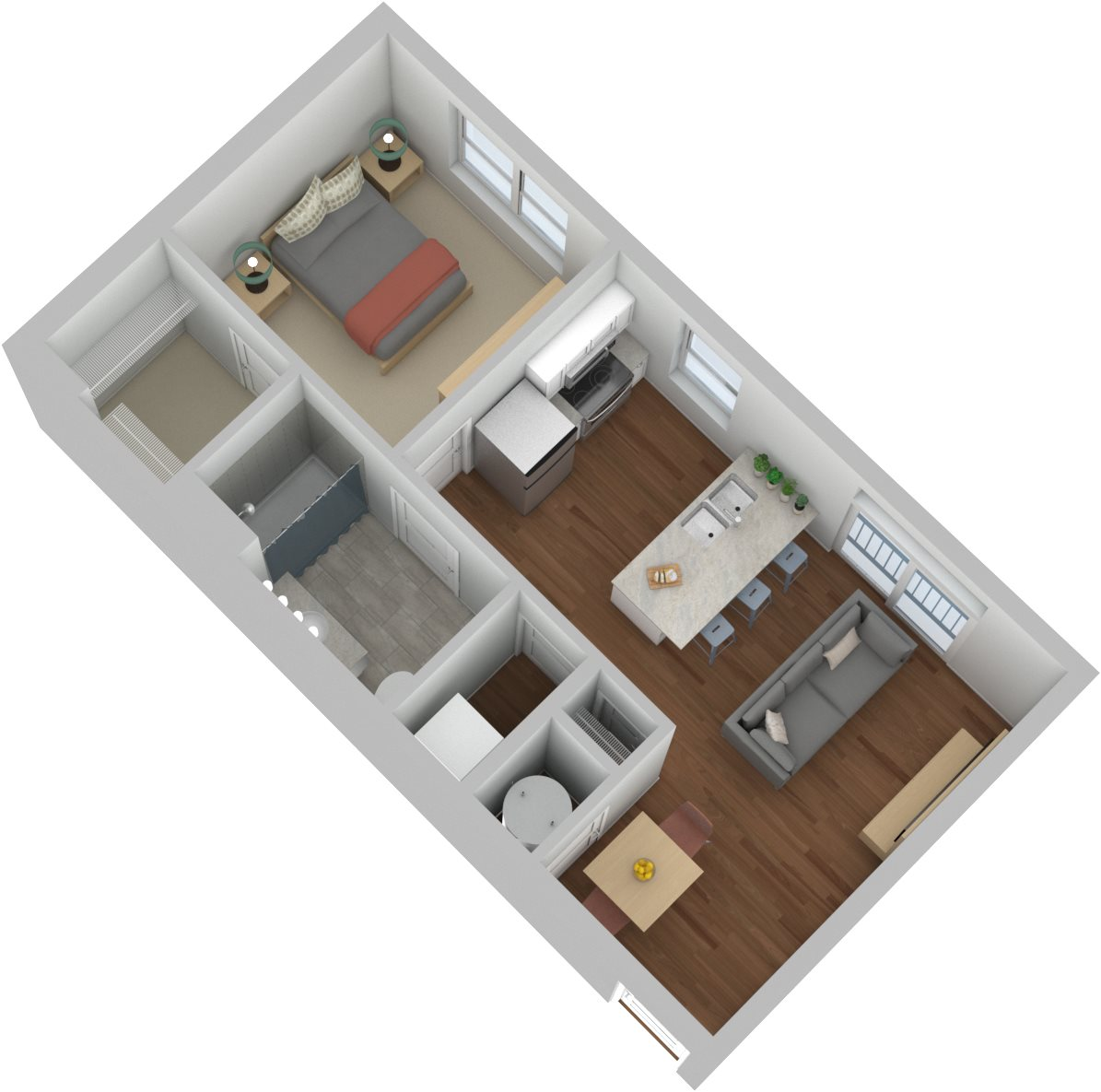 Gemini Floor Plan 2