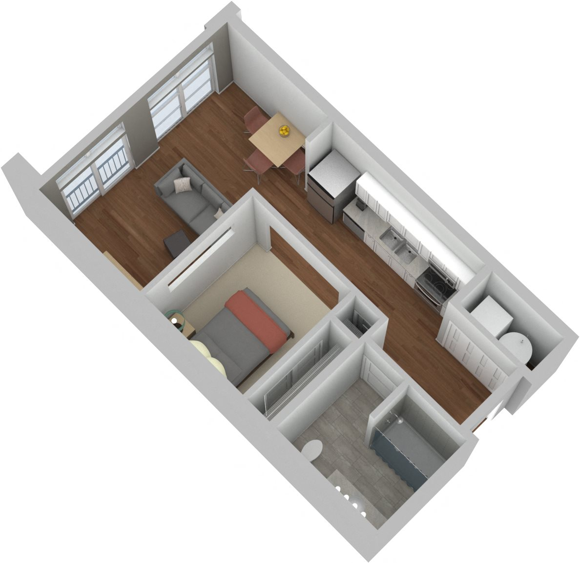 Lazelle Floor Plan 1