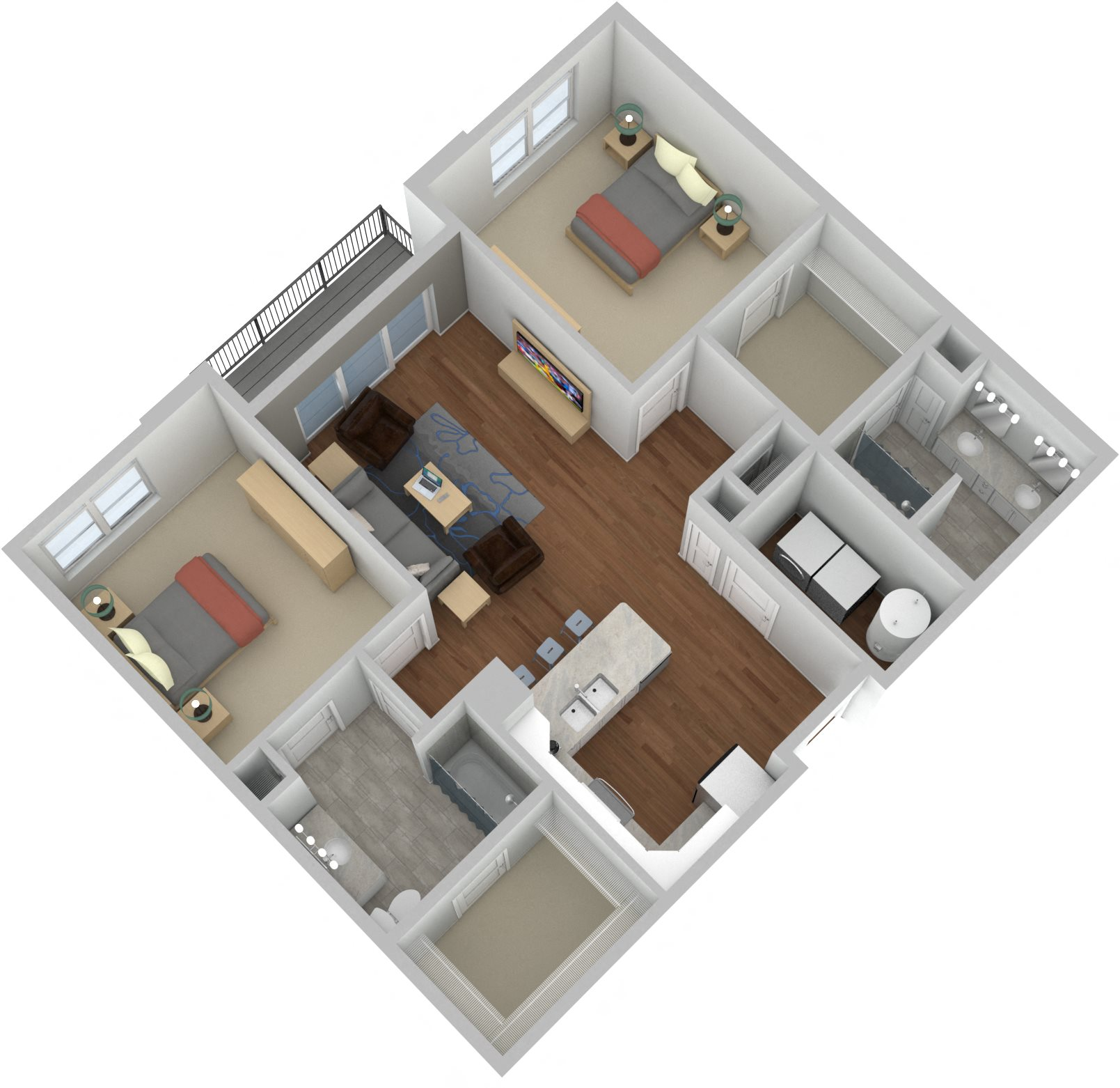 Lyra Floor Plan 4