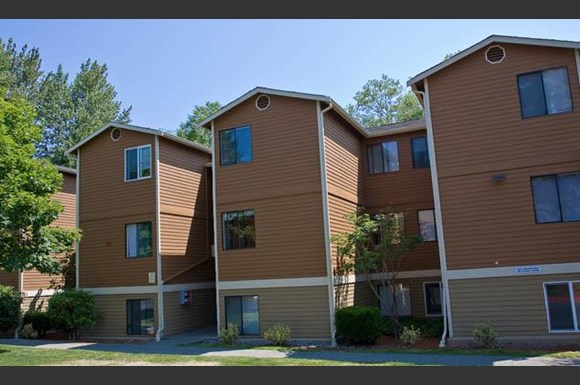Timberline Court Apartments In Everett Wa
