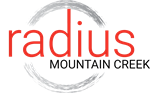 Radius Mountain Creek Property Logo 14