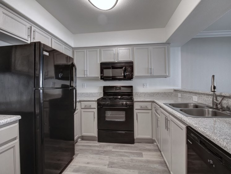 Custom kitchens at Legends at Rancho Belago, CA, 92533