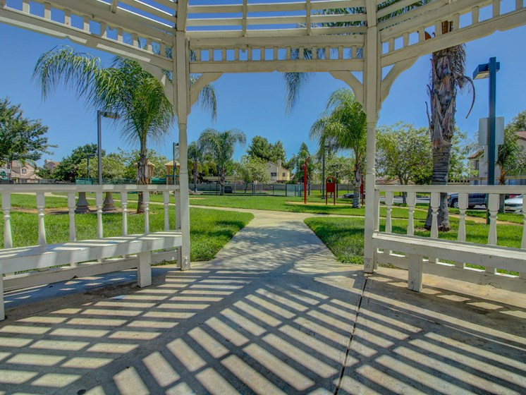 Gazebo at Legends at Rancho Belago,  Moreno Valley, 92553